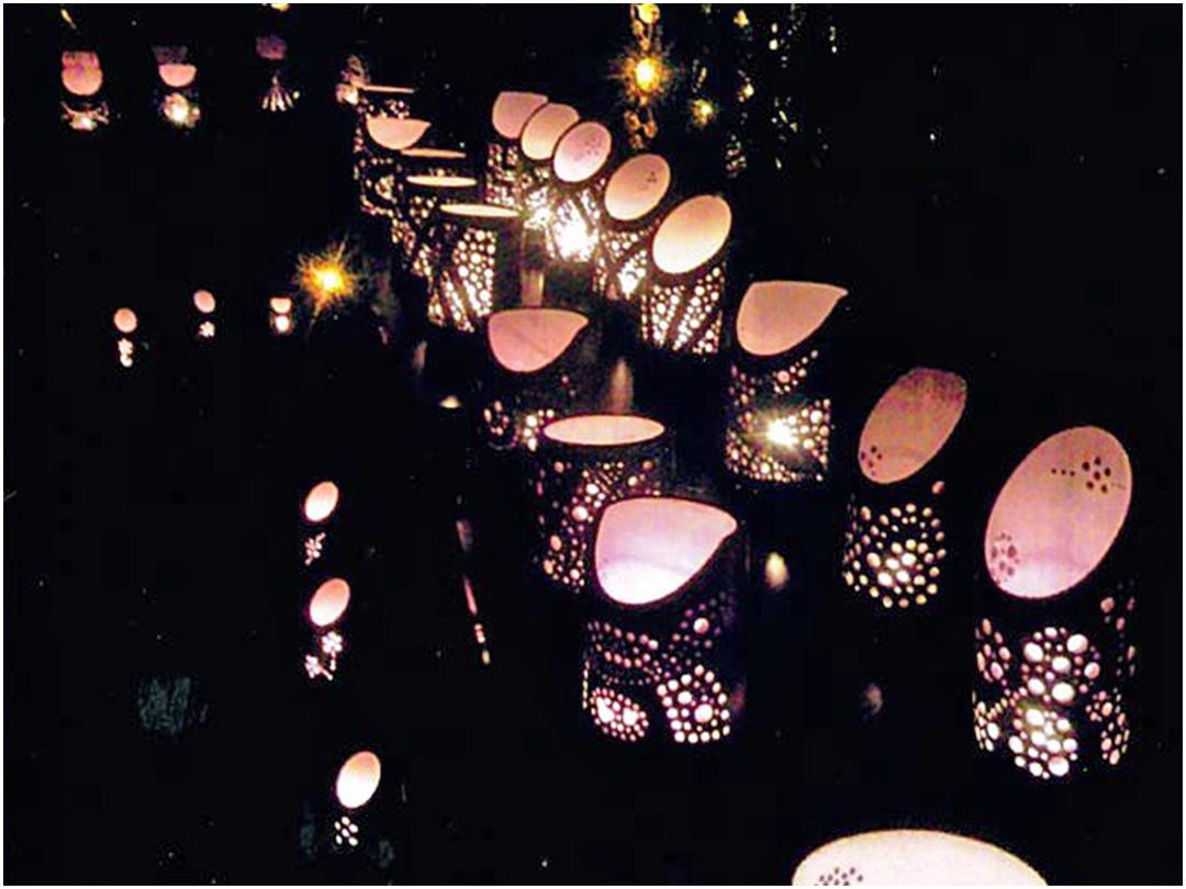 灯りの祭典